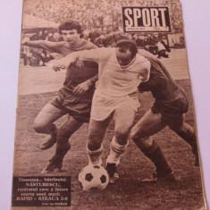 Revista SPORT-nr.7/04.1974