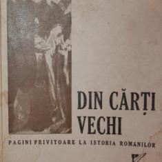 DIN CARTI VECHI - SCARLAT CALLIMACHI