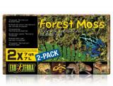 EXO TERRA ASTERNUT FOREST MOSS COMPACT, 2 x 7 l