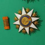 Ordinul Meritul Cultural clasa V cu bareta