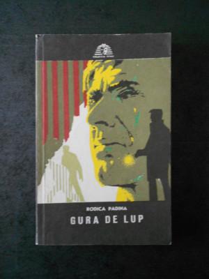 RODICA PADINA - GURA DE LUP (Colectia Sfinx) foto