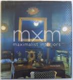 MXM , MAXIMALIST INTERIORS by ENCARNA CASTILLO , 2003