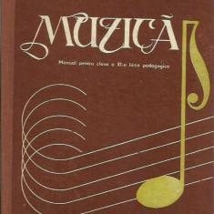 Muzica. Manual pentru clasa a 11-a, licee pedagogice