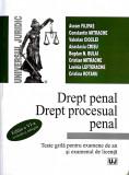 Drept penal. Drept procesual penal-Constantin Mitrache, Cristian Mitrache