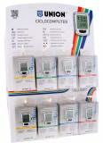 Kilometraj Union 13Functii Wireless Alb-TransparentPB Cod:588040285RM