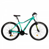 Bicicleta Mtb Terrana 2922 - 29 Inch S Turcoaz, DHS