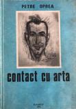 Petre OPREA - Contact cu arta
