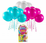 Bunch O Baloons - Set party baloons refill Roz/Bleu/Alb, Zuru