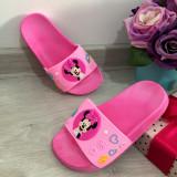 Cumpara ieftin Papuci roz de vara cu Minnie pentru copii fete 27 cod 0660