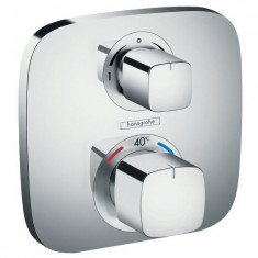 Baterie dus termostatica Hansgrohe Ecostat E incastrata 15708000
