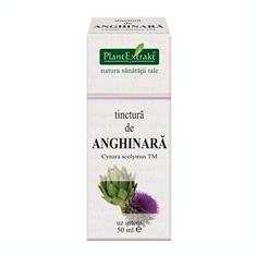 Tinctura Anghinare 50ml PlantExtrakt Cod: PLAX.00185