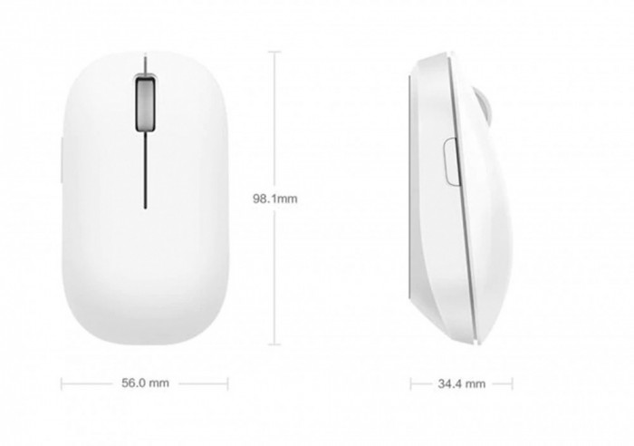 Mouse Wireless Xiaomi WSB01TM