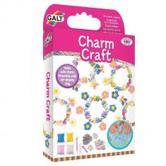 Set creatie bijuterii pentru copii Galt Charm Craft, 5 ani+