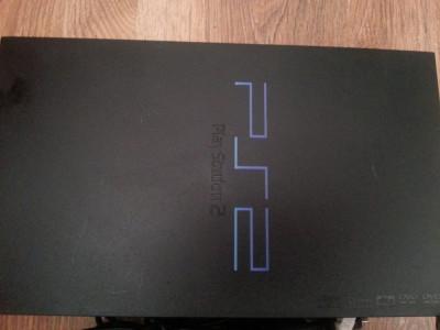 Playstation 2, ps2 ps 2 complet + 1 joc KARATE, LUPTE - FIGHTING cadou foto