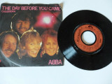 ABBA - The day before you came (1982, Polydor) disc vinil single 7""