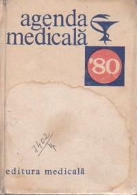 Agenda medicala 1980