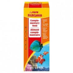 Sera Fishtamin 15ml, 2710, Vitamine pesti
