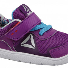 Pantofi sport Reebok Ventureflex Stride 5.0 BD3696 pentru Copii, 19.5, Violet