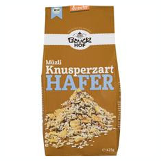 Musli Crocant cu Ovaz Bio 425gr Bauck Hof Cod: 446804