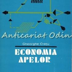 Economia Apelor - Gheorghe Cretu - Tiraj: 2380 Exemplare