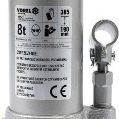 Cric hidraulic 8 tone VOREL
