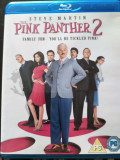 The Pink Panther 2 (1 x BluRay, 1 x DVD), BLU RAY, Engleza