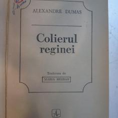 Colierul Reginei - Al. Dumas - Editura Albatros 1974