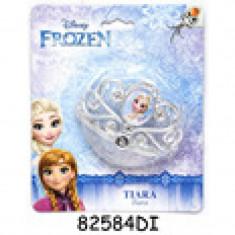 Diadema pentru fetite Frozen, 3 ani+, Argintiu