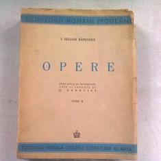 Opere tomul II - I. Heliade Radulescu