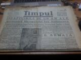 Timpul 09 09 1941 Infaptuirile de un an ale guvernarii Maresalului Ion Antonescu