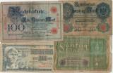 5 - Lot 4 bancnote vechi