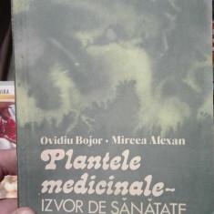 Plantele medicinale izvor de sanatate – Ovidiu Bujor