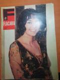 Revista flacara 4 martie 1972-ceusescu in vizita la grivita rosie