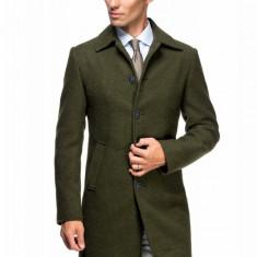 Palton Barbatesc Lana Cotta B161 Mir