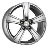 Jante AUDI RS3 8J x 18 Inch 5X112 et42 - Mak F5 T Silver - pret / buc, 8, 5