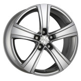Jante BMW Seria 3 7J x 16 Inch 5X120 et30 - Mak F5 T Silver - pret / buc, 7, 5