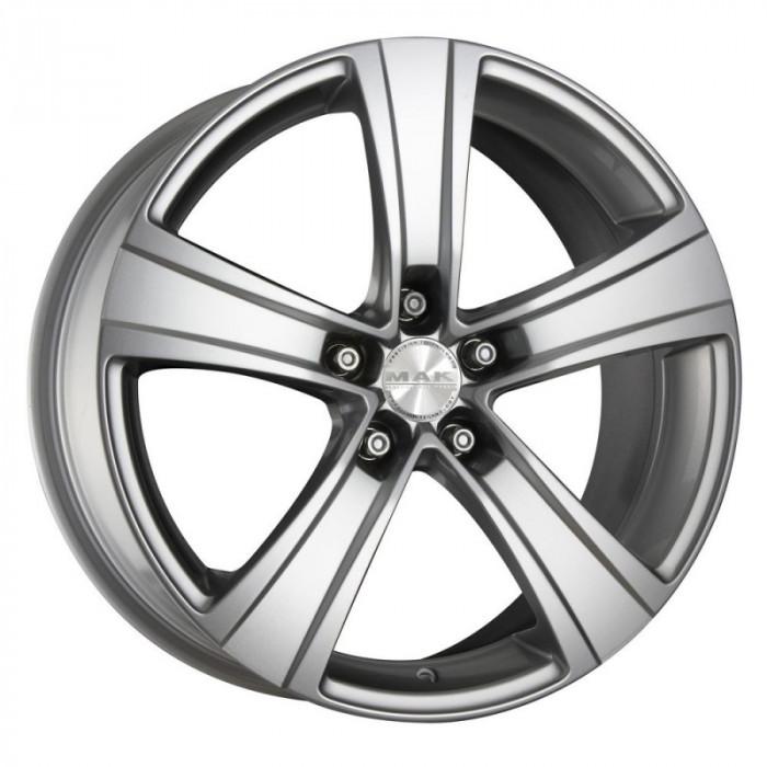 Jante OPEL ASTRA 1.3 Diesel 7J x 16 Inch 5X105 et39 - Mak F5 T Silver - pret / buc