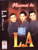 Caseta audio: L.A. - Numai tu ( 2001, originala, stare foarte buna ), Casete audio