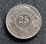 Antilele Olandeze 25 cent centi 2003, America Centrala si de Sud
