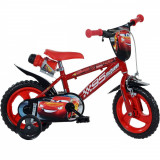 Cumpara ieftin Bicicleta copii Cars 3 Dino Bikes 12 inch 412CS