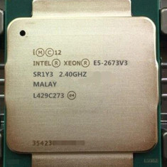 Procesor server Intel Xeon 12 CORE E5-2673 v3 SR1Y3 2.4Ghz Socket 2011-3