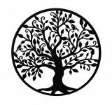 Decor perete, Copacul vietii, Arborele Vietii, 45x45 Model 1