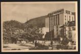 "CPI B14043 CARTE POSTALA - ORASUL STALIN. HOTEL ""CARPATI"", RPR, LIBRARIA NOASTRA"