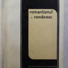ROMANTISMUL ROMANESC , ESEU DESPRE VIRSTELE INTERIOARE ALE CURENTULUI de HENRI ZALIS , 1968