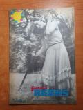 Revista flacara rebus 15 august 1982 - total necompletata,cenaclul flacara