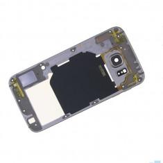 Mijloc Samsung Galaxy S6 SM G920 Gold