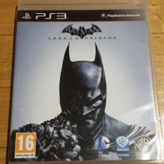 PS3 Batman Arkham Origins - joc original by WADDER