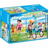 Set de Constructie Bicicleta de Familie - Family Fun, Playmobil