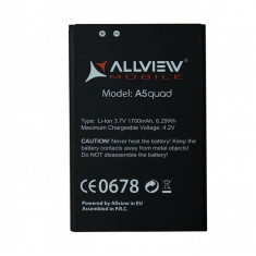 Acumulator Original ALLVIEW A5 QUAD (1700 mAh)