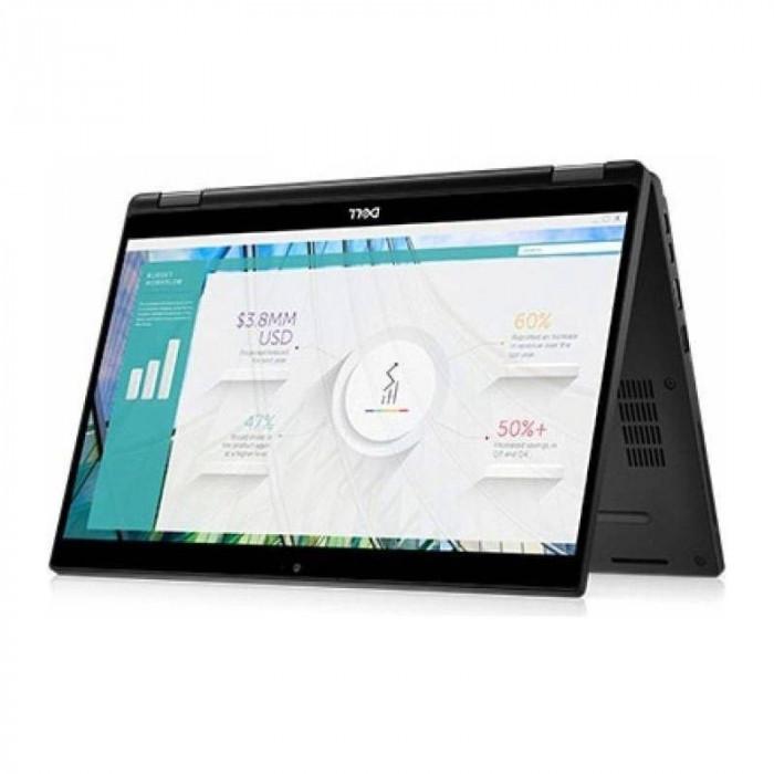 Laptop Dell Latitude 7389 13.3 inch FHD Touch Intel Core i5-7300U 8GB DDR3 256GB SSD Windows 10 Pro Black 3Yr NBD